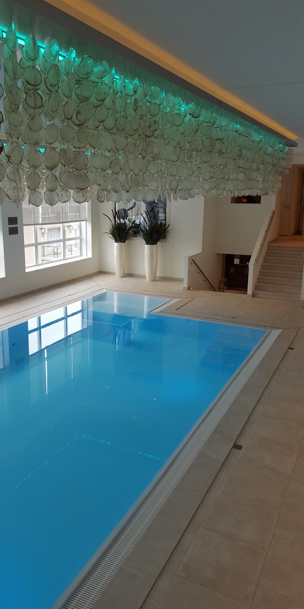 Veltmann Custom Schwimmbecken im Hotel Vianen