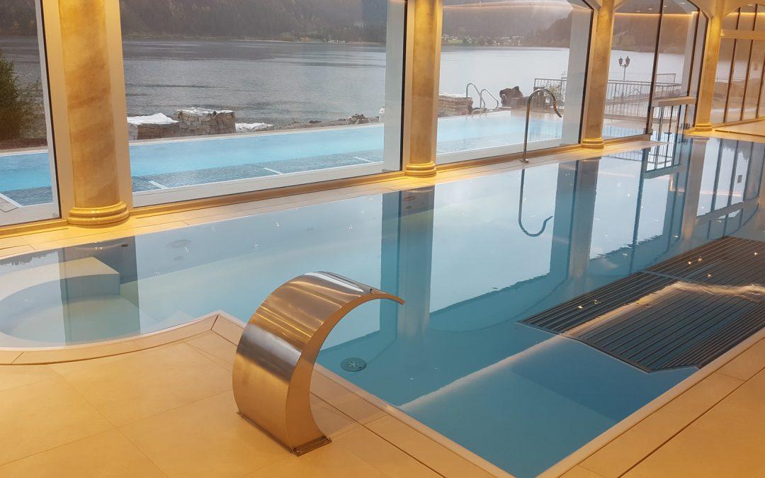XXL Schwimmbecken Maßanfertigung